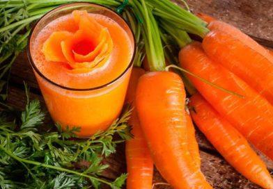 Dieta de la zanahoria en una semana