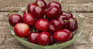 Las propiedades extraordinarias de la cereza para adelgazar