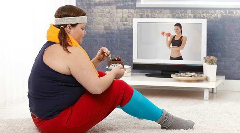 Cómo encontrar motivación para luchar contra el sobrepeso